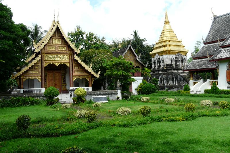 22 Septembre 2008: Chiang Mai et ses temples p1020286