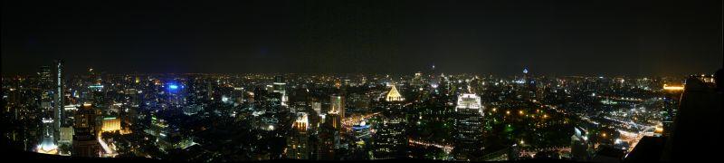 6 Octobre 2008: Bangkok panoramabangkok