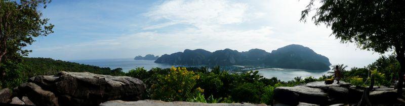 1 Octobre 2008: Kho Phi-Phi panoramakophiphi
